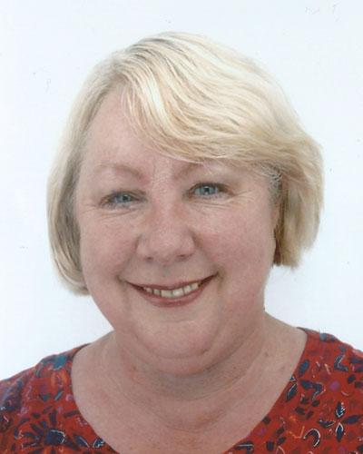 Dr Deborah Pullen MBE